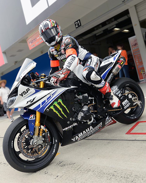 #07 MONSTER ENERGY YAMAHA with YSP